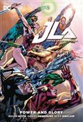 Justice League Power & Glory TP