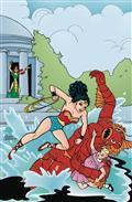 Wonder Woman Forgotten Legends TP