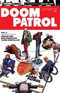 Doom Patrol TP Vol 01 Brick By Brick (MR)