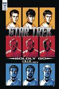Star Trek Boldly Go #17 Cvr A To