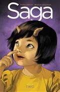 Saga Dlx Ed HC Vol 02 (MR)