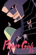 Paper Girls #20