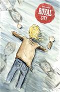 Royal City #10 Cvr A Lemire (MR)