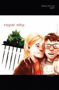 Royal City #10 Cvr B 90S Album Homage Var (MR)