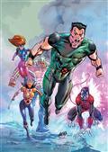 X-Men Red #1 Liefeld Var Leg