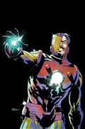 Invincible Iron Man #597 Leg