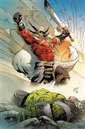 Incredible Hulk #713 Leg