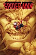 Spider-Man #237 Leg