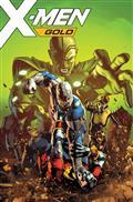 X-Men Gold #21 Leg