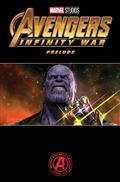 Marvels Avengers Infinity War Prelude #2 (of 2)