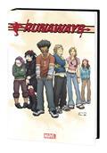 Runaways By Brian K Vaughan & Adrian Alphona Omnibus HC