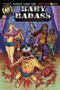 Baby Badass #1 Cvr A Larsen (MR)