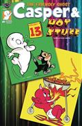 Casper And Hot Stuff #1 Retor Animation Incv Cvr (Net)