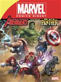 Marvel Comics Digest #5 Avengers W Black Panther