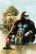 Kong On Planet of Apes #4