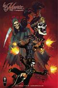 La Muerta Vengeance #1 Action Ed (MR)