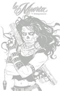 La Muerta Vengeance #1 Ortiz 10 Copy Incv Cvr (Net) (Mr