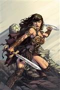 Xena #1 (of 5) Cvr C 10 Copy Finich Virgin Incv (Net)