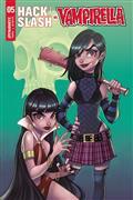 Hack Slash vs Vampirella #5 (of 5) Cvr A Zullo