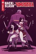 Hack Slash vs Vampirella #5 (of 5) Cvr B Sudzuka