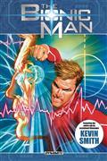 Bionic Man Omnibus TP Vol 01