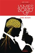 James Bond The Body #2 Cvr A Casalanguida