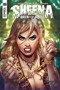 Sheena #6 Cvr A Sanapo