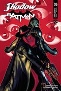 Shadow Batman #5 (of 6) Cvr A Peterson