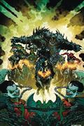 DF Dark Knights Rising Wild Hunt #1 Snyder Sgn (C: 0-1-2)