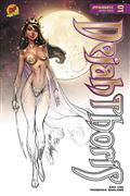 DF Dejah Thoris #1 DF Exc Gradient Campbell Cvr