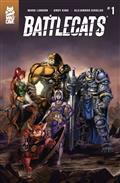 Battlecats #1 (of 5)