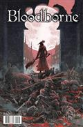 Bloodborne #1 (of 4) Cvr A Stokely (MR)