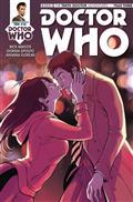 Doctor Who 10Th Year Three #14 Cvr A Zanfardino