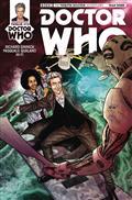 Doctor Who 12Th Year Three #13 Cvr A Shedd