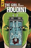 Minky Woodcock Girl Who Handcuffed Houdini #4 (of 4) Cvr A H
