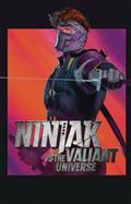 Ninjak vs Vu #2 (of 4) Cvr A Wada