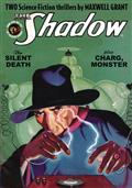 Shadow Double Novel Vol 127 Silent Death & Charg Monster (C: