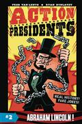 ACTION-PRESIDENTS-HC-BOOK-02-ABRAHAM-LINCOLN-(C-0-1-0)