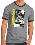Batman Doomsday Clock Ringer T/S Lg (C: 1-1-2)