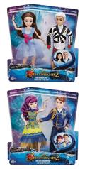 Disney Descendants 2 Fashion Doll 2Pk Asst 201701 (Net) (C:
