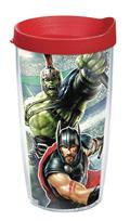 Marvel Thor Ragnarok 16Oz Tumbler W/ Red Lid (C: 1-1-2)