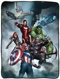 Marvel Avengers Character Fleece Blanket (C: 1-1-2)