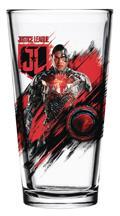 Justice League Movie Cyborg Pint Glass (C: 1-1-2)