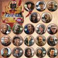 Walking Dead 144 Piece Button Asst Ser 2 (Net) (C: 1-1-0)