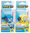 Fidget Its Transformers Character Cube Dis (Net) (C: 1-1-2)
