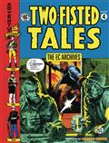 Ec Archives Two-Fisted Tales HC Vol 04 (C: 0-1-2)