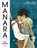 Manara Library TP Vol 01 Indian Summer (MR) (C: 1-0-0)