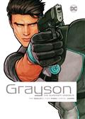 Grayson The Superspy Omnibus HC New Ed