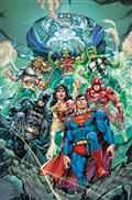 JLA New World Order TP Essential Edition