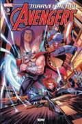 Marvel Action Avengers #3 Sommariva